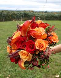 fall bridal bouquet archives stadium flowers textures loversiq