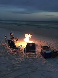 bonfires santa rosa beach babysitters at the beach destin fl