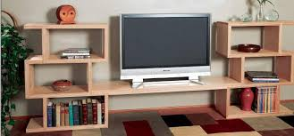 Bookcase Modular Modular Bookcase And Entertainment Center Project Rockler How To