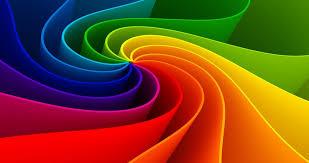 vibrant wallpaper colourful rainbow coloured swirl wallpaper backround 4k wallpaper