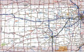 usa map kansas state road map of kansasfree maps of us