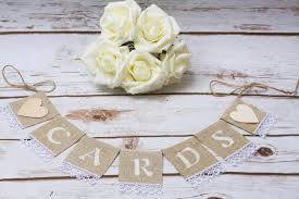 sign a wedding card cards banner wedding cards sign banner burlap cards garland card