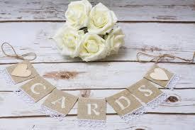 sign a wedding card cards banner wedding cards sign banner burlap cards garland card