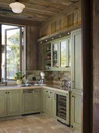 Rustic Style Kitchen Cabinets Preview 40 Rustic Kitchen Designs To Bring Country Life