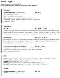 plain text resume template wonderful plain text resume builder in plain resume template 30