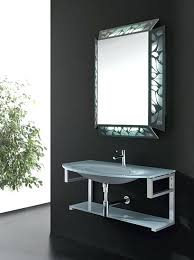 designer mirrors for bathrooms bathroom mirrors design fascinating designer mirrors for bathrooms