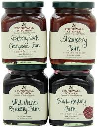 Kitchen Collection Llc by Amazon Com Stonewall Kitchen All Natural Jam Collection Jams