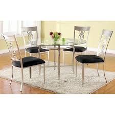 chintaly marlene 5 piece round dining table set with melissa chintaly marlene 5 piece round dining table set with melissa chairs hayneedle