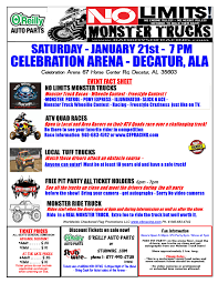 monster truck show tickets prices decatur 17 fact sheet