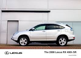 lexus rx 2008 the extra lexus touches that make a difference lexus uk media site