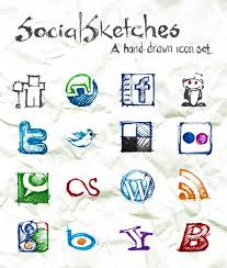 social media icons free downloadable icon sets