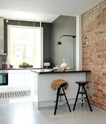 peindre une cuisine rustique peindre mur cuisine rustique idée de modèle de cuisine