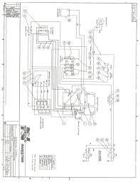 ezgo txt light wiring diagram best of ez go electric golf cart ideas