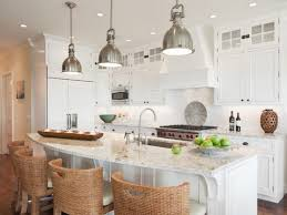 Peninsula Island Kitchen by Kitchen Industrial Pendant Lighting For 2017 Kitchen Sample