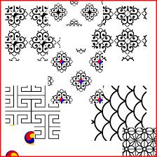 Korean Design Korean Patterns 1 By Kinnohitsuji On Deviantart