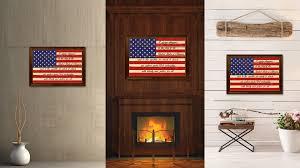 the pledge of allegiance american usa vintage flag patriotic
