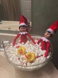 30 fun and unique elf on the shelf ideas elf on the shelf bath