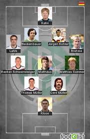 german legends xi by soccerstagg footalist