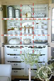 Kitchen Window Shelf Ideas Best 25 Hutch Ideas Ideas On Pinterest Kitchen Hutch Hutch
