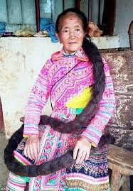 35 year old hair cut woman from china has 8 feet long dreadlocks rapunzel and china