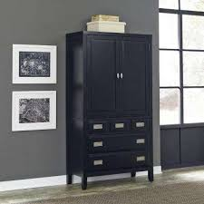 Discount Armoires Armoires U0026 Wardrobes Bedroom Furniture The Home Depot