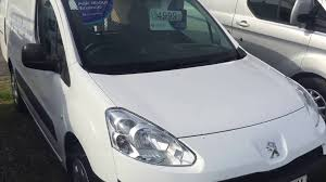 peugeot 109 for sale peugeot partner 2013 90ps vans for sale isle of wight youtube
