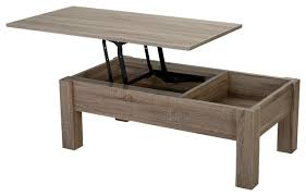 Lift Top Coffee Tables Storage Enida Wood Lift Top Storage Coffee Table Rustic Tables With Regard