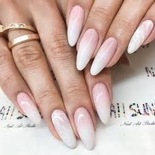 White Pink Nail Lovely Wedding Nails To Try This Season Naildesignsjournal Com