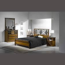 chambre en merisier chambre adulte merisier massif bicolore indian