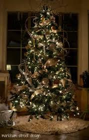 brown christmas tree large christmas christmas tree brown lights decoration decorating