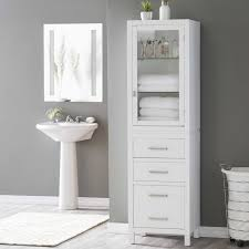 Narrow Bathroom Floor Cabinet Narrow Bathroom Floor Cabinet Small Plans Storage 2018 And
