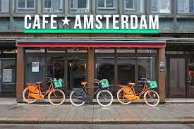 chambre d h es amsterdam cafe amsterdam