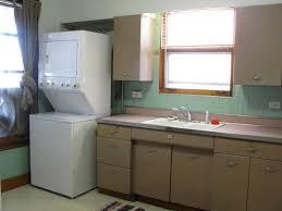 Metal Cabinets Kitchen Vinyl Flooring Kitchen White Cabinets