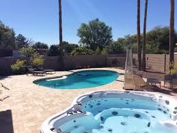quiet cul de sac resort style backyard discounts for stays of