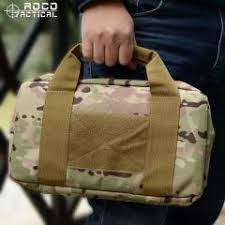 Pistol Rug Rocotactical Tactical Single Pistol Case Military Pistol Hand Gun