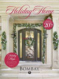 Home Decorating Stores Toronto by Bombay Canada Flyers