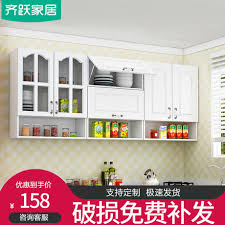 wall mounted kitchen display cabinets modern european kitchen wall cabinet balcony wall cabinet