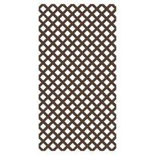 Diamond Trellis Panels Lattice Lumber U0026 Composites The Home Depot