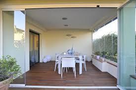 veranda chiusa chiusura perimetrale tutto vetro pistoia lucca prato firenze