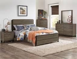 homelegance vestavia panel bedroom set grey dark brown b1936 1