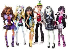 basic doll assortment monster wiki fandom powered wikia