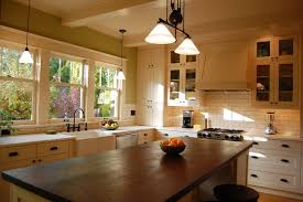 Art Deco Kitchen Design by Arts And Crafts Kitchen Captainwalt Com