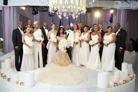 weddings in atlanta real of atlanta s kandi burruss inspired wedding