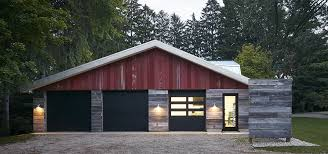 Modern Barn Midwestern Folly A Modern Barn Retreat Small Project Awards