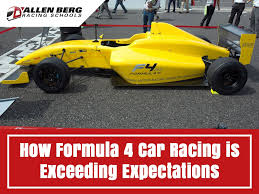 formula 4 how formula 4 car racing is exceeding expectations