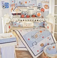 Vintage Baby Boy Crib Bedding by Amazon Com Brandee Danielle All Star 18 Piece Baby Crib Bedding