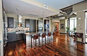 Engineered Hardwood In Kitchen 27 Open Concept Kitchens Pictures Of Designs U0026 Layouts