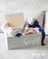 Baby Gift Baskets Diy Gift Basket Ideas The Idea Room