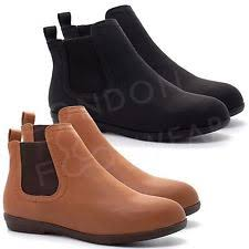 womens dealer boots uk heeled chelsea boots womens shoes boots ebay