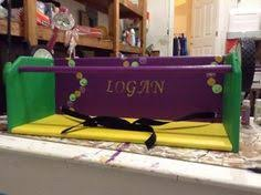 mardi gras ladders mardi gras ladder seat artwork stand out in a crowd with a by